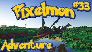 Pixelmon Minecraft Adventure Server Series! Ep 33 - Shiny Rayquaza Battle!