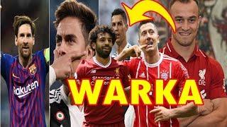 WARKA Bayern & Liver Messi & Ronaldo Shakiri oo inkiray Salah & Pelega cusub oo mucjiso ah