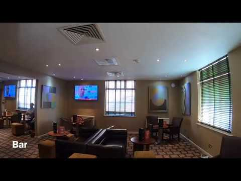 Hotel Review: Best Western The Stuart Hotel, Derby, England - April 2019