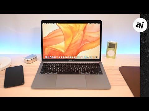 MacBook Air 2018 Review: Apple\'s Most Popular Mac Gets Overhauled