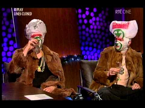 The Rubber Bandits Late Late Show Pt 2