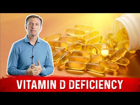 Reasons for Deficiency of Vitamin D - Dr.Berg