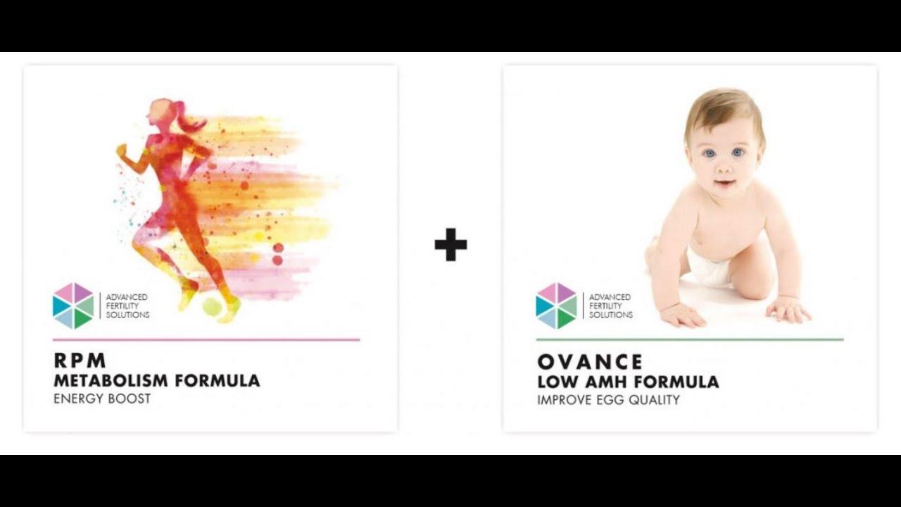 Best fertility options for low amh