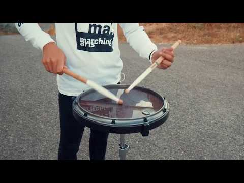 PARALLAX | feat. Krisnare | Xymox Percussion Snare Drum Pad