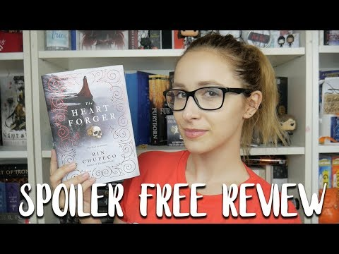 THE HEART FORGER BY RIN CHUPECO | NON-SPOILER REVIEW | Piéra Forde