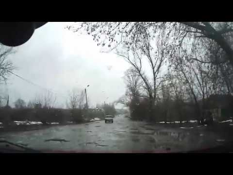 Дороги в г. Шуя/Ивановская область/Март 2017
