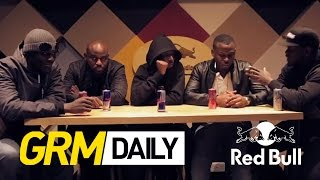 CULTURE CLASH... Bring It To The Table: Arnold Jorge, Stormzy, Fekky, Jammer & Posty [EP1: Part 1]