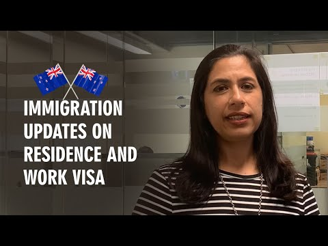 Immigration updates on residence and work visa