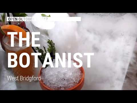 First look at The Botanist - West Bridgford