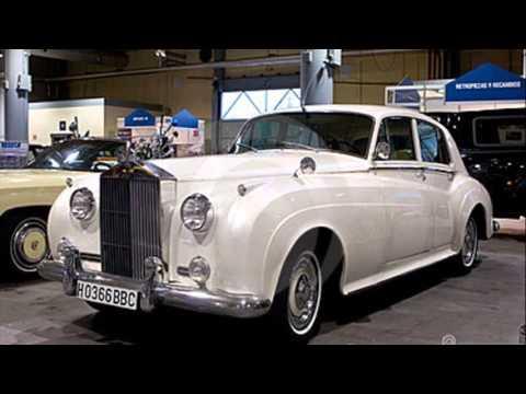 1959 rolls royce silver cloud - YouTube