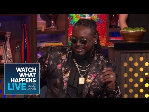 T-Pain And Michael Jackson's Hangout | WWHL