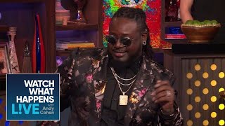 T-Pain And Michael Jackson's Hangout   WWHL