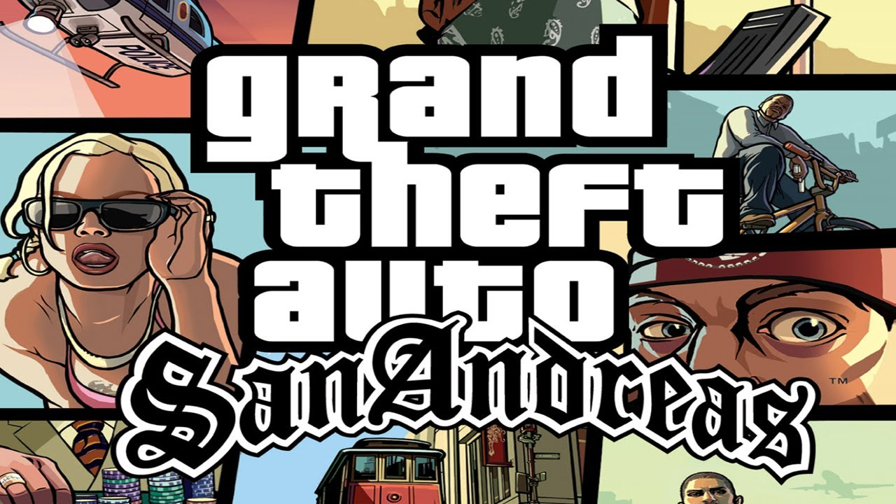 Grand Theft Auto San Andreas Universal Hd Sneak Peek Gameplay Trailer Youtube