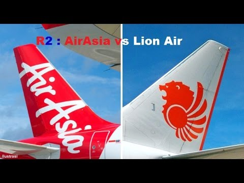 AirAsia VS Lion Air