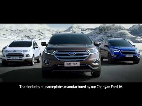 The Future of Ford EVs in China