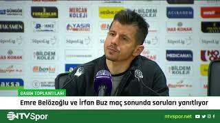 Emre Belözoğlu, Malatyaspor - Fenerbahçe maçı sonrası konuşuyor