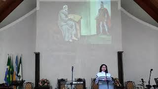 Culto  28/06/2020 - Rev. Evandro