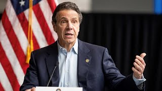 WATCH: New York Governor Cuomo provides a coronavirus update