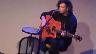 MATTY Healy ACOUSTIC - CHICAGO - SEX & CHOCOLATE - CHOPSHOP VENUE