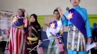 Majlis Penutupan Bulan Kemerdekaan SK Inanam Dua Kota Kinabalu anjuran PSS dan Unit Ko-kum