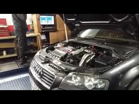 audi 3 2 vr6 turbo, latest dyno