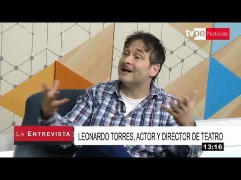 La Entrevista TVPerú Noticias - Leonardo Torres - 14062019