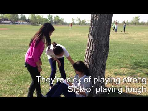 ANTI-BULLYING from a student of St.Bonaventure Calgary Alberta directed by: Jerome I.Mendoza