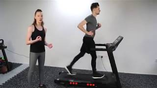 How To Run More Efficiently On A Treadmill