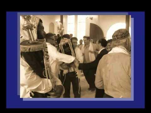 The tribe of JUDAH the Jamaican sephardic Jews new torah scroll celebration