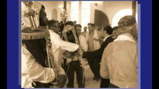 The tribe of JUDAH the Jamaican sephardic Jews new torah scroll celebration