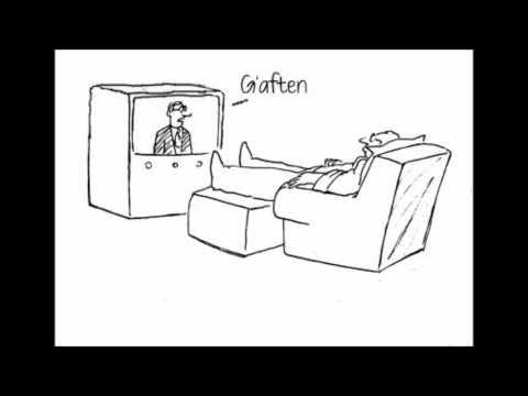 """G'aften"" TV-underholdning med Bosse Hall Christensen og Claus Asmussen"
