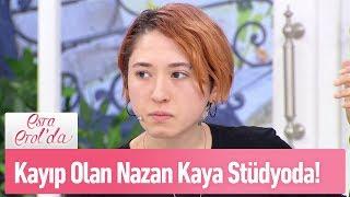 69 gündür kayıp olan Nazan stüdyoda! - Esra Erol'da 10 Nisan 2019