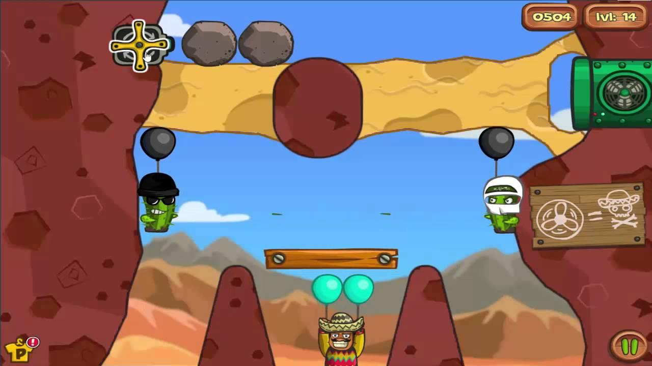 amigo pancho 6 walkthrough all levels a10 com youtube