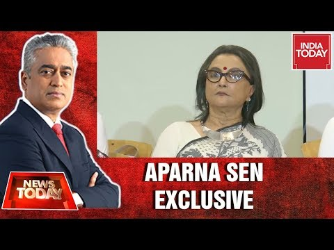 Aparna Sen Exclusive On Letter To PM Narendra Modi Over Lynchings | News Today With Rajdeep