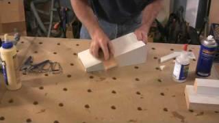 Craftsman Mantelpiece Corbels: Part 2