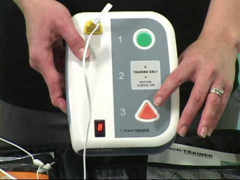 Practi-TRAINER Universal AED Trainer