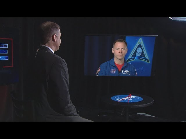 Administrator Bridenstine chats with astronaut Nick Hague on This Week @NASA – October 19, 2018