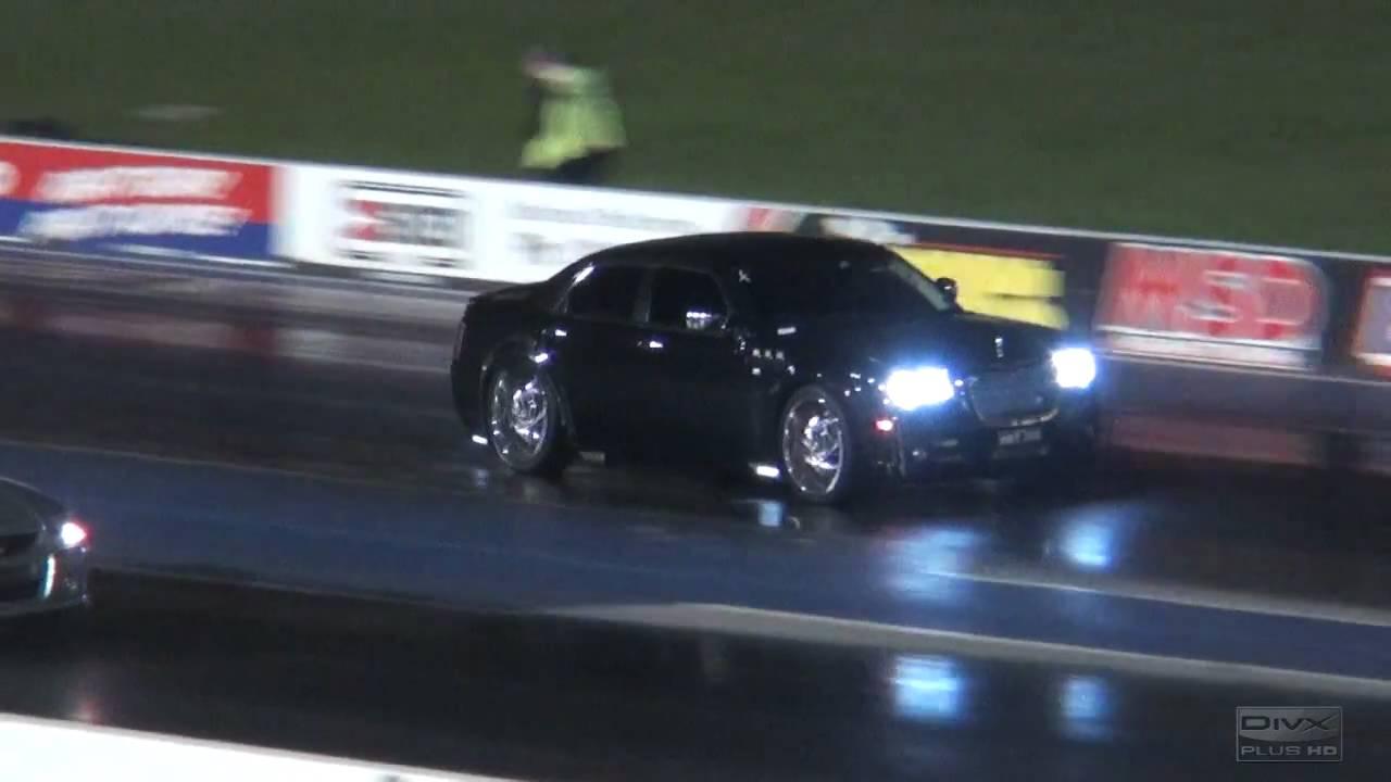 Chrysler 300c V8 Hot300 Runs 12 86 111 Mph Race 4 Real