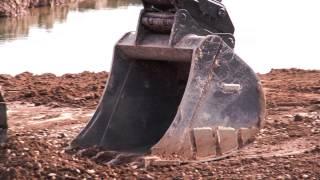 Præsentation af Volvo EC220E gravemaskine
