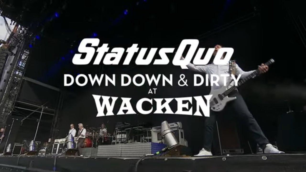 Status Quo Wacken