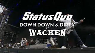 Смотреть клип Status Quo - Proposin' Medley