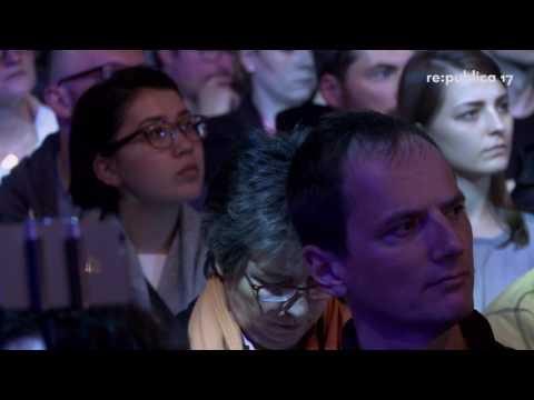 re:publica 2017 - Sascha Lobo: Vom Reden im Netz. (Dubbed)