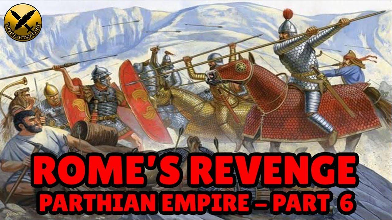 Download Forgotten Iranian Parthian Empire (  امپراتوری اشکانیان) - Rome's Revenge - Part 6 of 8