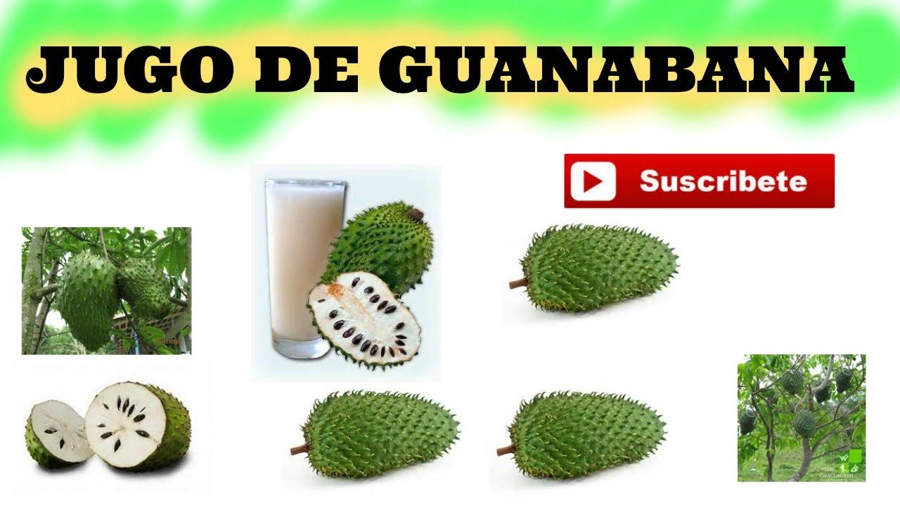 Beneficios del jugo de guanabana en ayunas