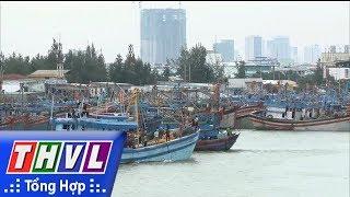 THVL   Các tỉnh miền Trung kêu gọi tàu thuyền tránh bão số 10