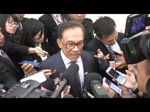 Anwar to Pakatan: Stop blame game, but leaders should be allowed to speak up
