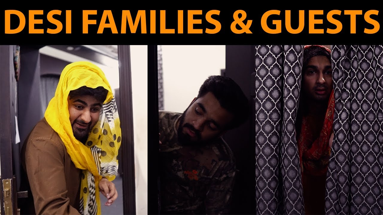 Download Desi Families And Guests | DablewTee | WT | Unique Microfilms | Waleed Wakar