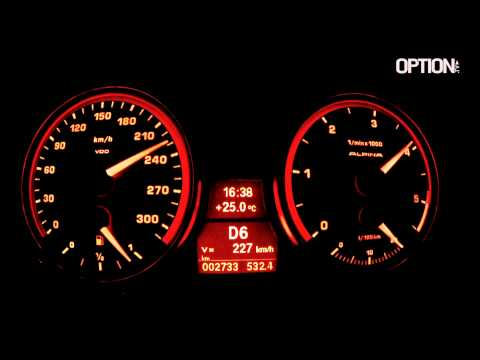 231 km/h en Alpina D3 Bi-Turbo (Option Auto)