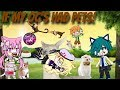 My OCs Pets LOL-Funny Gacha Life Mini Movie-GLMM