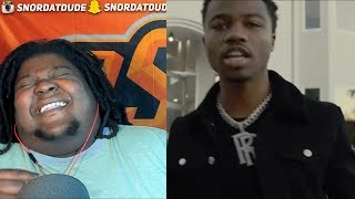 RODDY RICH LIT!!!  Roddy Ricch - Out Tha Mud [Official Music Video] (Dir. by JMP) REACTION!!!